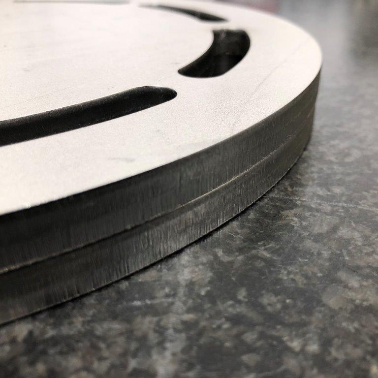 10MM Stainless Plates