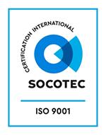 SOCOTEC ISO 9001 LOGO